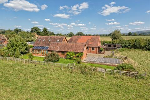 5 bedroom barn conversion for sale - Home Farm Barn, Diddlebury, Craven Arms, Shropshire, SY7