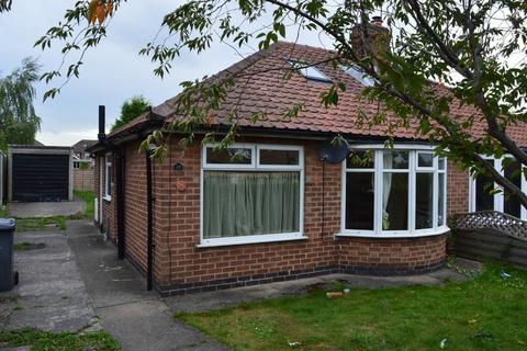 3 bedroom semi-detached bungalow to rent - Heather Bank, Osbaldwick, York