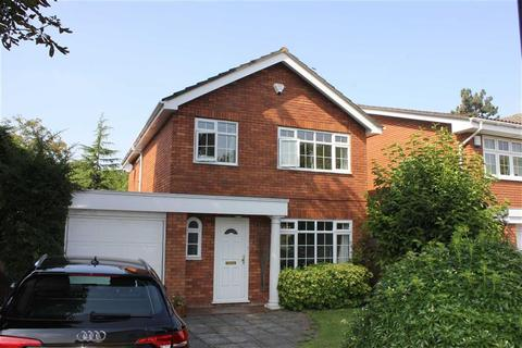 4 bedroom detached house to rent - Broadleys Avenue, Henleaze, Bristol