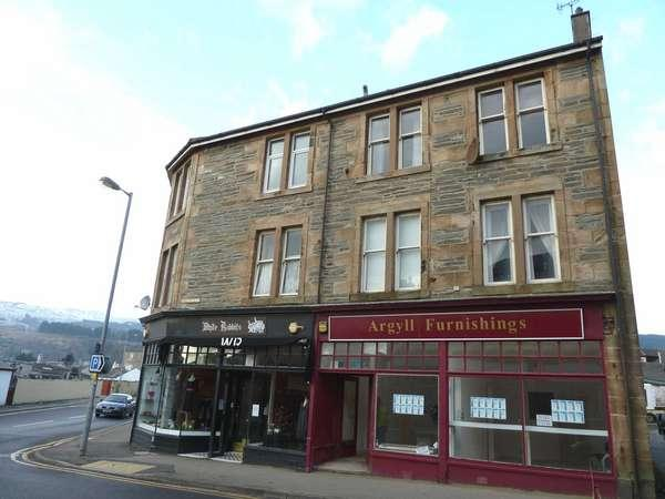 1 Bedroom Flat for sale in Flat 6, 8 Auchamore Road, Dunoon, PA23 7DY