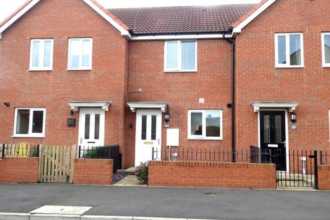 2 bedroom terraced house for sale - Redworth Mews, Ashington