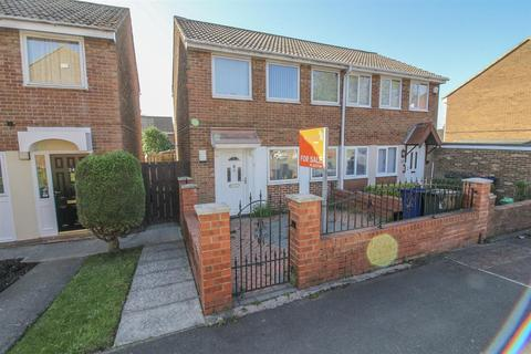 3 bedroom semi-detached house for sale - Antrim Close, Newcastle Upon Tyne