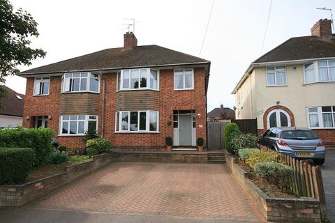 3 bedroom semi-detached house for sale - Friars Crescent, Delapre, Northampton, NN4
