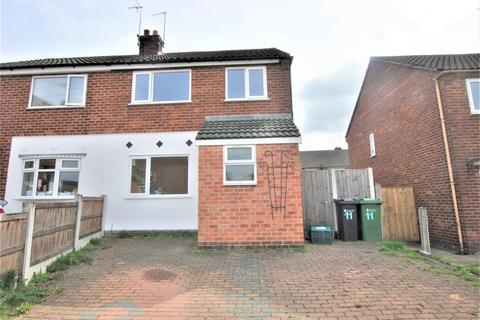 3 bedroom semi-detached house to rent - Heath Close, Boughton