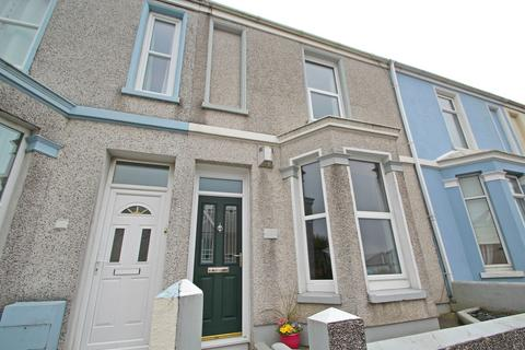 2 bedroom terraced house to rent - Weston Park Road, Plymouth