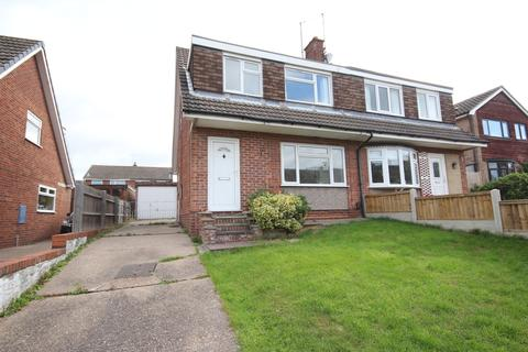 3 bedroom semi-detached house to rent - Rigsby Court, Mickleover