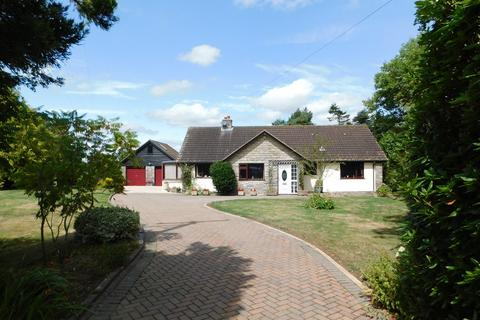 3 bedroom detached bungalow for sale - Trinity Hill Road, Axminster