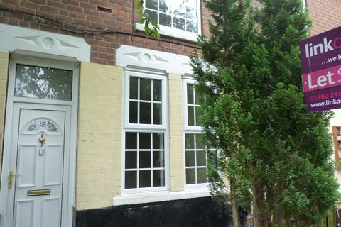 2 bedroom terraced house to rent - Brunswick Terrace, Hull