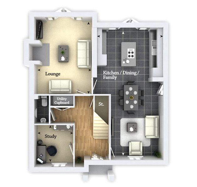 Floorplan 2 of 2: Berrington G/F