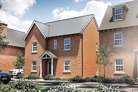4 bedroom detached house for sale - The Berrington@Pinhoe, Pinn Court Farm, Pinncourt Lane, Exeter, EX1