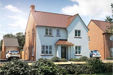 4 bedroom detached house for sale - The Berrington, Pinhoe, Pinncourt Lane, Exeter, EX1