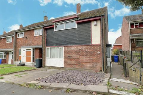 3 bedroom end of terrace house for sale - Lowhurst Drive, Chell, Stoke on Trent