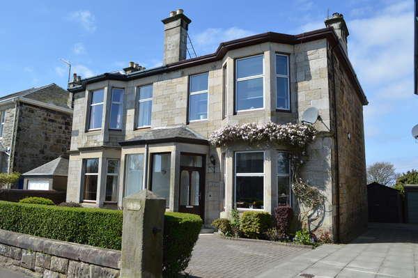 4 Bedrooms Semi-detached Villa House for sale in 47 Sorbie Road, Ardrossan, KA22 8AP