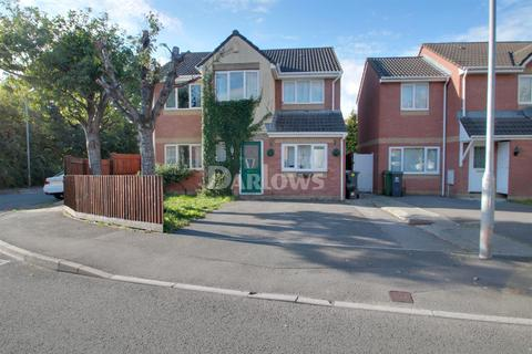 4 bedroom detached house for sale - Harrison Drive, St Mellons, Cardiff