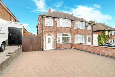 3 bedroom semi-detached house for sale - Letchworth Road, Leicester