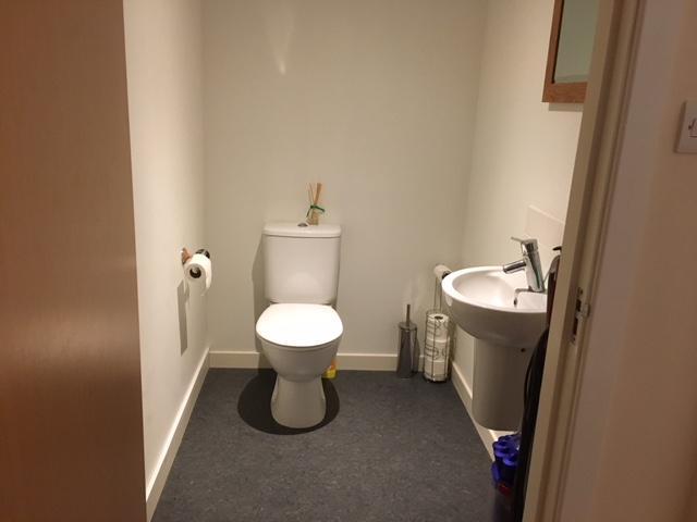Convenient WC