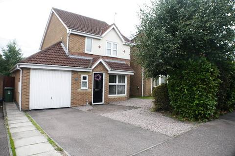 3 bedroom detached house for sale - Darien Way, Thorpe Astley, Braunstone Leicester, LE3