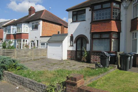3 bedroom semi-detached house to rent - BIBURY RD, HALL GREEN
