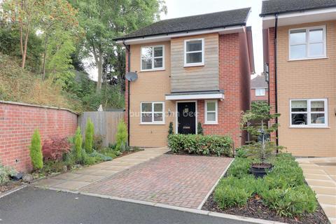 3 bedroom detached house for sale - Basford Court, Stoke-on-Trent
