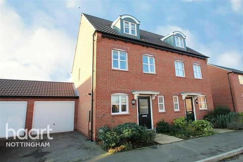 3 bedroom semi-detached house to rent - Ryknield Road, Hucknall, NG15
