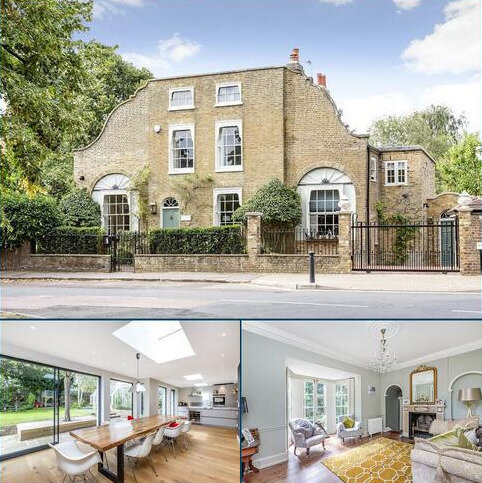 5 bedroom detached house for sale - Ensleigh Lodge, 25 Ham Common, Surrey, TW10