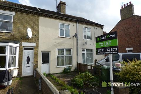3 bedroom terraced house to rent - Lincoln Road, Peterborough, Cambridgeshire. PE1 3HG