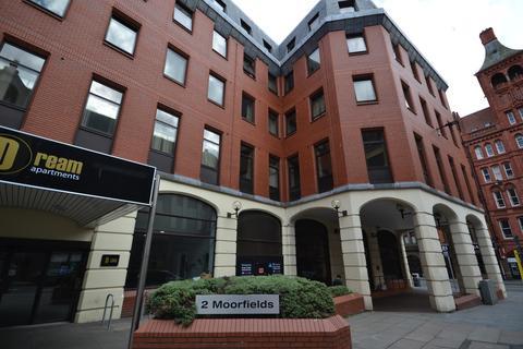Studio to rent - Moorfields, Liverpool, L2