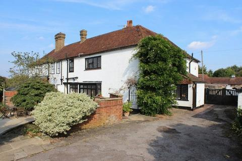 4 bedroom semi-detached house for sale - East Farleigh