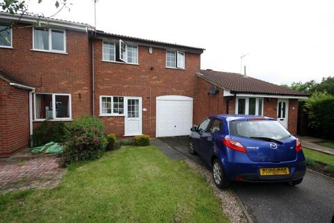 2 bedroom townhouse to rent - The Poppins, Anstey Heights, Leicester LE4