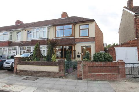 3 bedroom end of terrace house for sale - Randolph Road, North End