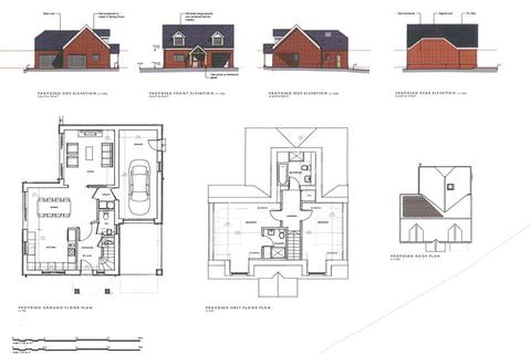 2 bedroom property with land for sale - Brightlingsea, Colchester, Essex