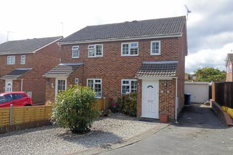 2 bedroom semi-detached house for sale - Pimpern Close, Canford Heath