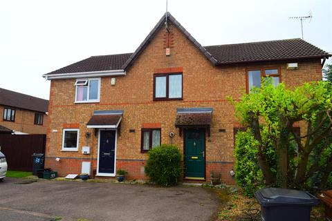 2 bedroom house for sale - Lindisfarne Way, East Hunsbury, Northampton