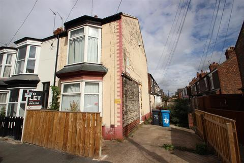 2 bedroom terraced house for sale - Edgecumbe Street, Hull