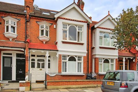 5 bedroom terraced house for sale - Wakehurst Road, London, SW11