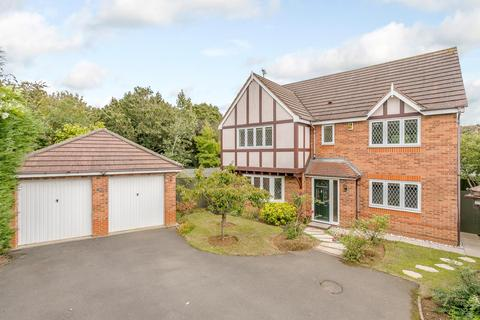 4 bedroom detached house for sale - Brunel Drive, Upton, Northampton
