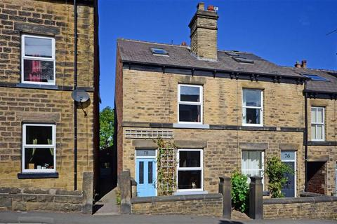 3 bedroom end of terrace house for sale - Freedom Road, Walkley, Sheffield, S6