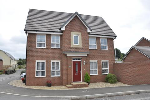 3 bedroom link detached house for sale - Poltimore Drive, Monkerton, Exeter