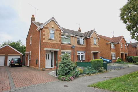 3 bedroom semi-detached house for sale - Lindengate Avenue, Hull, HU7