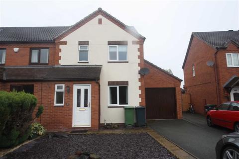 3 bedroom semi-detached house to rent - Heron Drive, Shrewsbury