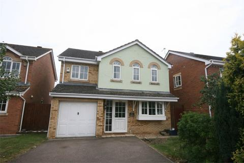 4 bedroom detached house to rent - Fosberry Close, Wootton, Northampton, NN4