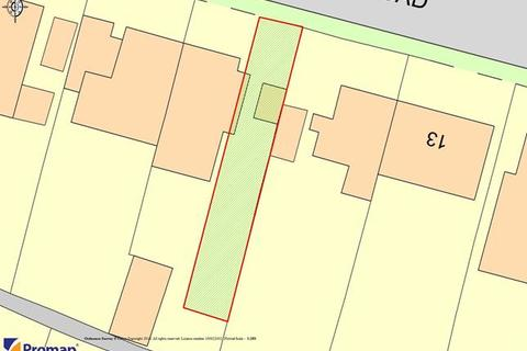Land for sale - Avenue Road, Chelmsford, Essex, CM2 9TY