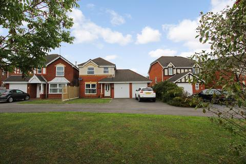 3 bedroom detached house for sale - Tressell Way, Thorpe Astley, Leicester, LE3