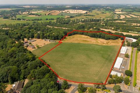 Residential development for sale - Development Site, Beech Avenue, Taverham, Norfolk, NR8 6HW