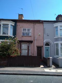 3 bedroom terraced house to rent - Gonville Road, Liverpool L20