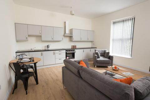1 bedroom apartment to rent - APARTMENT 6, V2 MANSIONS, LEEDS, LS7 4HP