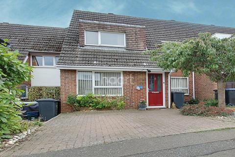 3 bedroom terraced house for sale - Cypress Court, The Arbours, Northampton