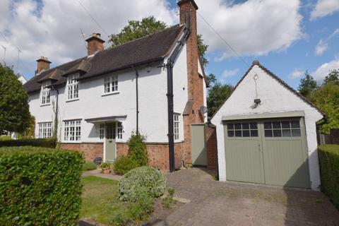 3 bedroom cottage for sale - Oakwood Road, Hampstead Garden Suburb, London NW11