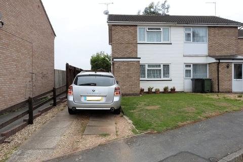 2 bedroom semi-detached house for sale - Clayton Drive, Thurmaston