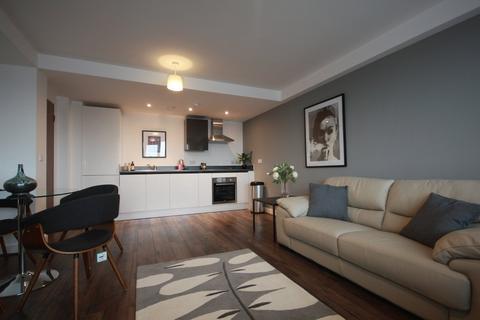 1 bedroom apartment - Fabrick Square, Lombard Street, Digbeth, B12